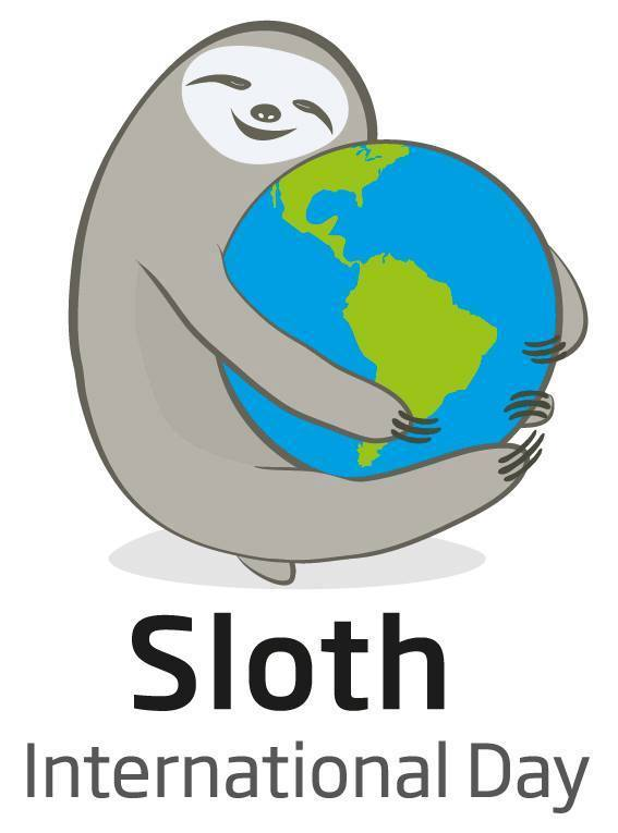 sloth international day