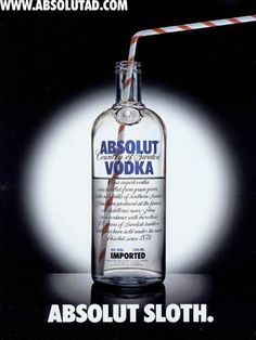 absolut sloth