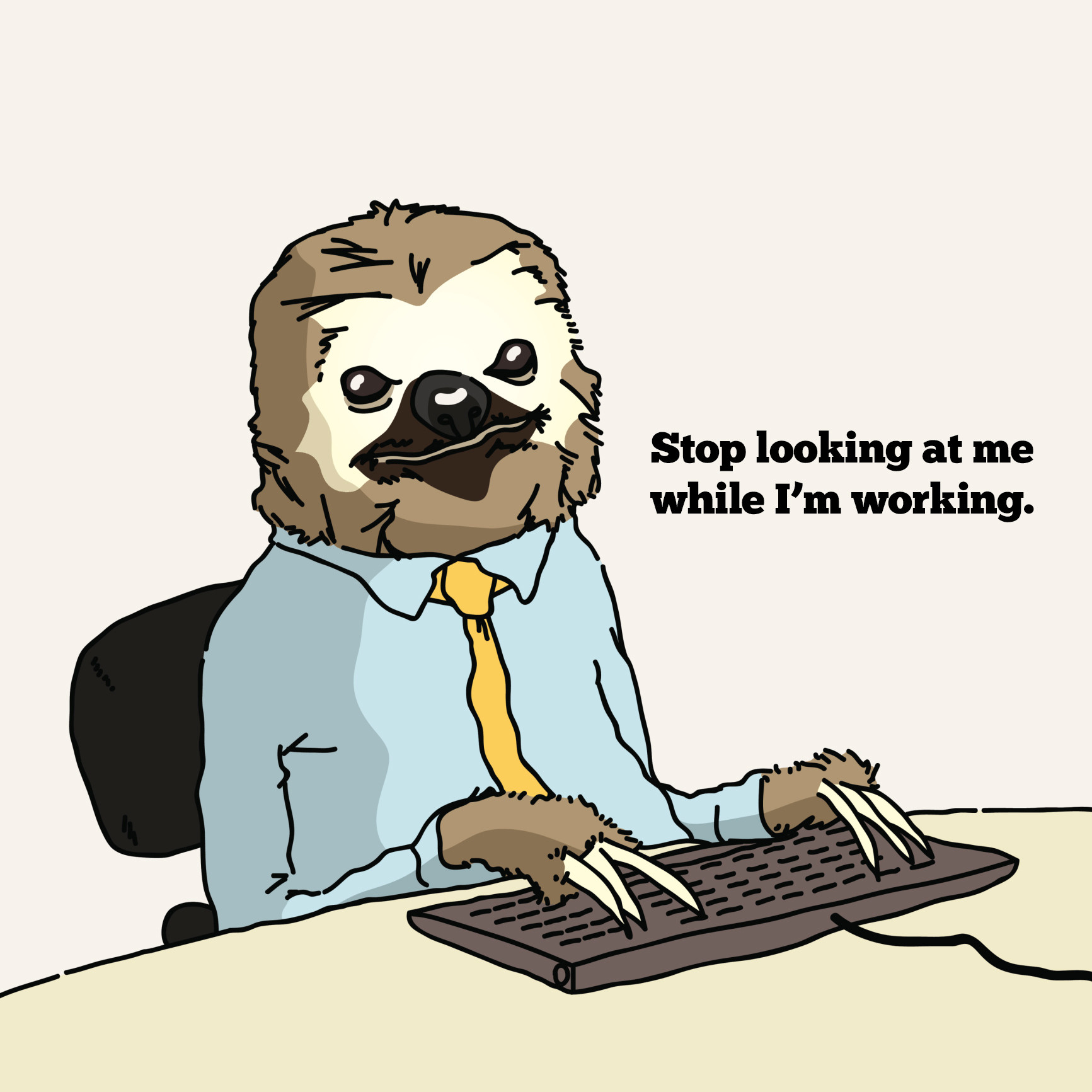 workingsloth