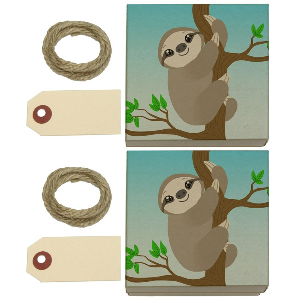 sloth craft boxes