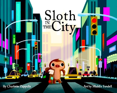 Sloth in city